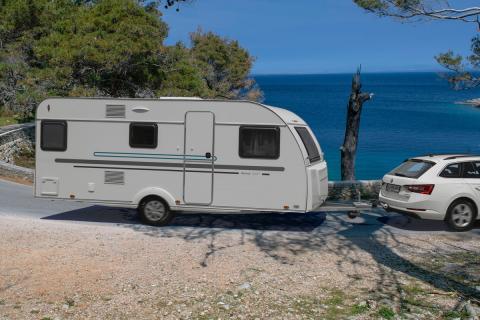 3 caravanas por menos de 12000 euros, Adria Aviva