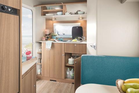 3 caravanas por menos de 12000 euros, Dethleffs C'joy