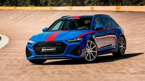 Audi RS6 de 1.001 CV