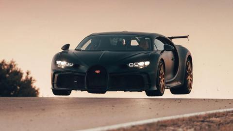 Bugatti Chiron Pur Sport en Nardò