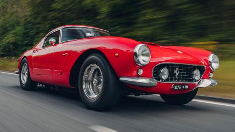 Ferrari 250 SWB GTO revival