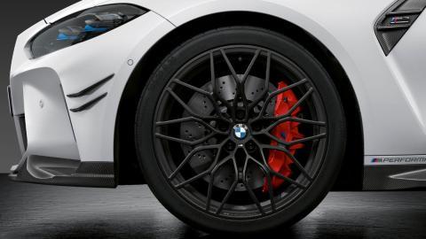 Galería: accesorios M Performance para los BMW M3 y M4 2021