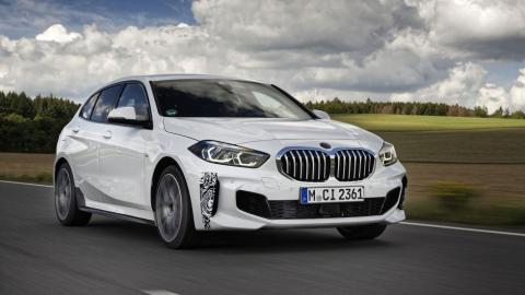 Galería: BMW 118ti, prueba