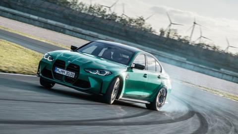 Galería: BMW M3 Competition 2021
