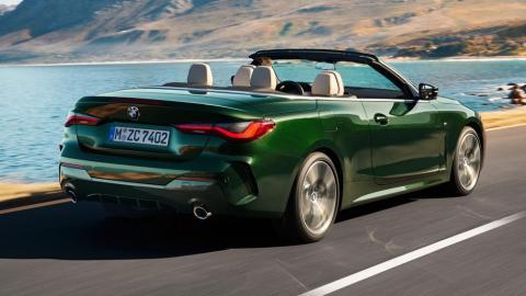 Galería: BMW Serie 4 Convertible 2021