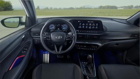 Galería: Hyundai i20 N-Line