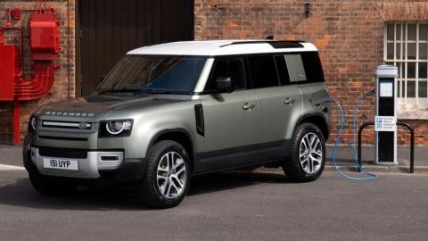 Galería: Land Rover Defender PHEV
