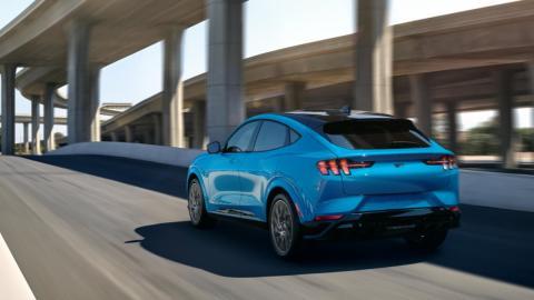 Galería: Mustang Mach-E GT