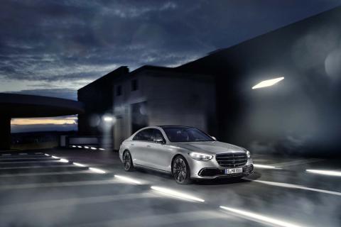 Galería nuevo Mercedes Clase S 2021