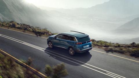 Galería: Peugeot 5008 2021
