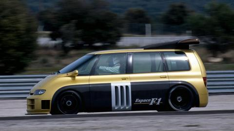 Galería: Renault Espace F1