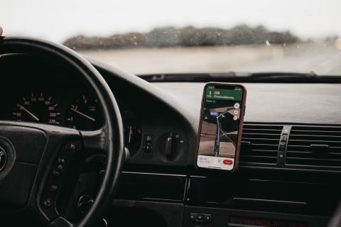 Google Maps en el coche
