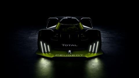 Hiperdeportivo Peugeot Le Mans 2022