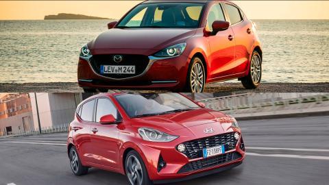 coches urbanos compactos cual comprar 2020
