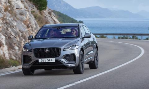Jaguar F-Pace 2021f