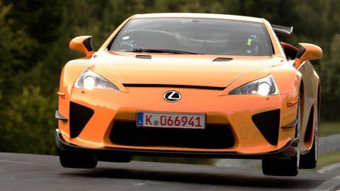 Lexus LFA Nürburgring Edition