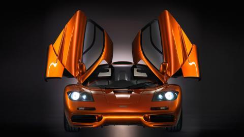 McLaren F1 de Gordon Murray
