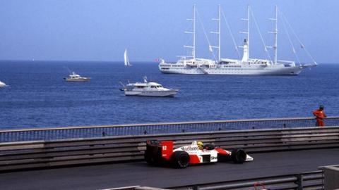 Mejor coche que condujo Ayrton Senna