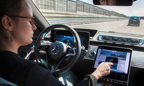 Mercedes Clase S: ¿Primer coche autónomo nivel 3 en Europa?