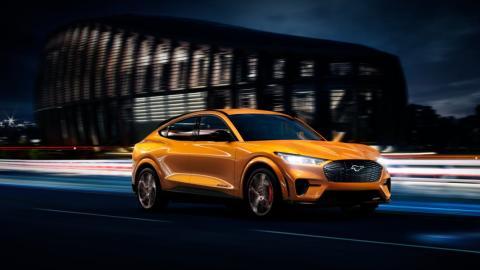 Mustang Mach E GT