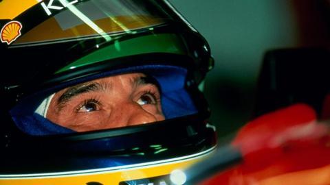 Netflix serie Ayrton Senna