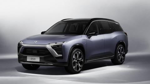 Nio rival chino Tesla
