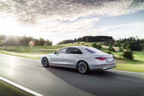 Nuevo Mercedes Clase S 2021