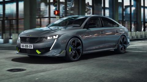 Peugeot 508 Peugeot Sport Engineered 2021