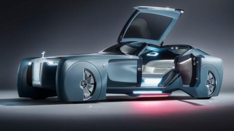 Prototipos Rolls-Royce