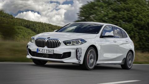 Prueba BMW 118ti