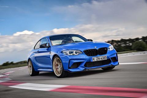 Prueba BMW M2 CS 2020