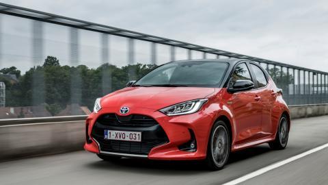 Prueba Toyota Yaris Hybrid TG
