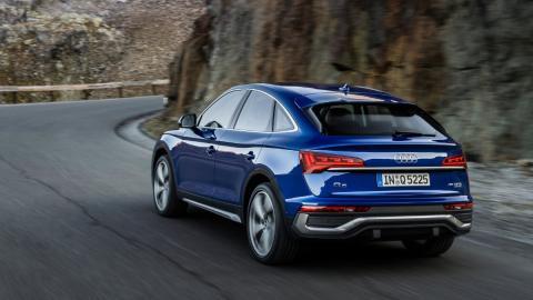 SUV coupé Audi Q5 Sportback
