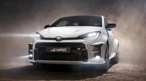 Toyota Yaris GR, ya se sabe cuál es su precio