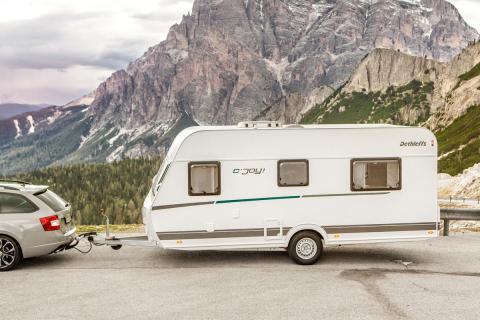 Tres caravanas desde sólo 12.000 euros, pero muy bien equipadas