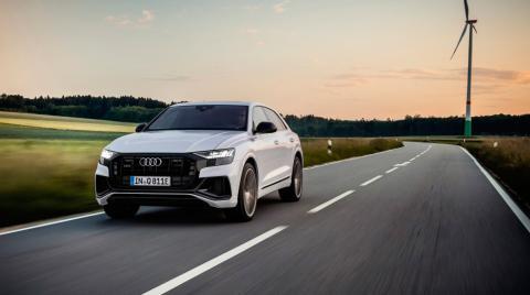 Audi Q8 TFSIe quattro