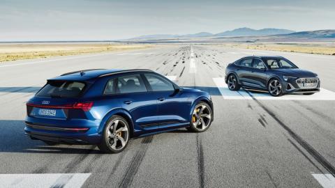 Audi e-tron y e-tron S Sportback venta España