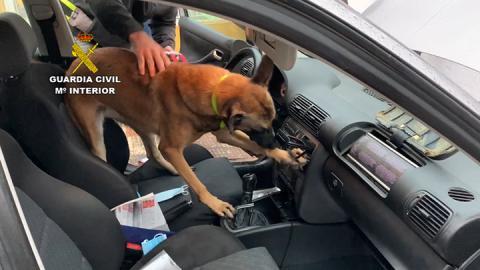 Caleta en coches