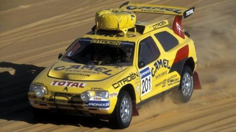Citroën ZX Dakar 2021