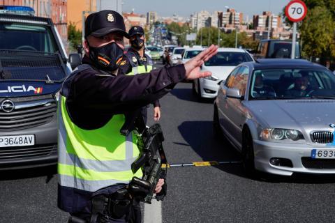 Control de tráfico en carreteras