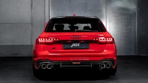 Galería: ABT RS4-S