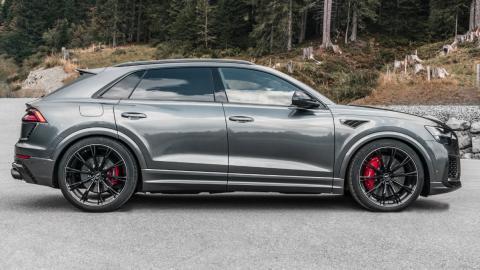 Galería: Audi RS Q8 con accesorios ABT