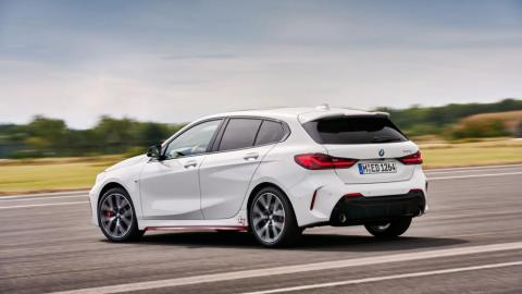 Galería: BMW 128ti 2021