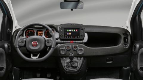 Galería: Fiat Panda 2021 - interior y detalles