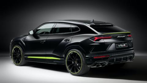 Galería: Lamborghini Urus Graphite Capsule