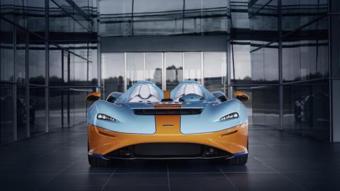 Galería: McLaren Elva Gulf