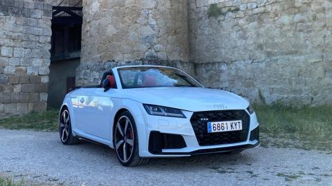 Galería: prueba Audi TTS Roadster
