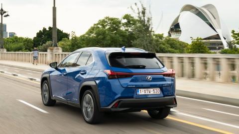 Galería: prueba nuevo Lexus UX 300e