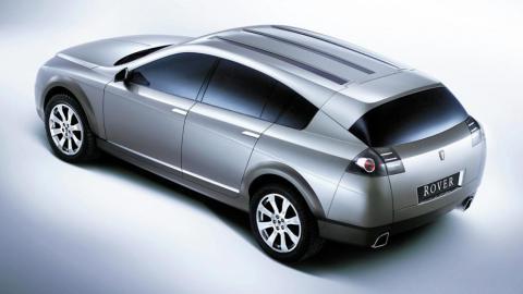 Galería: Rover Tourer Vehicle Concept