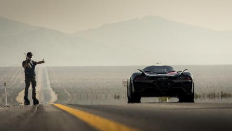 Galería: SSC Tatuara - el coche más rápido del mundo